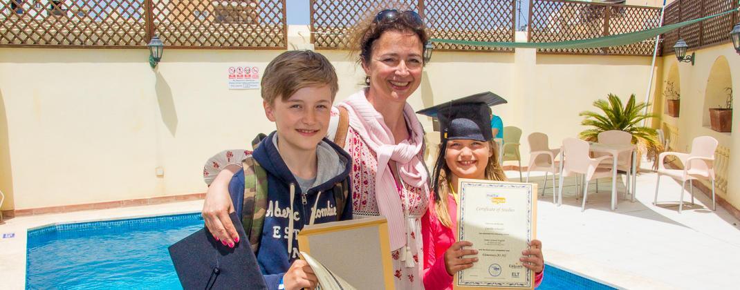 Certificati per i corsi per famiglie