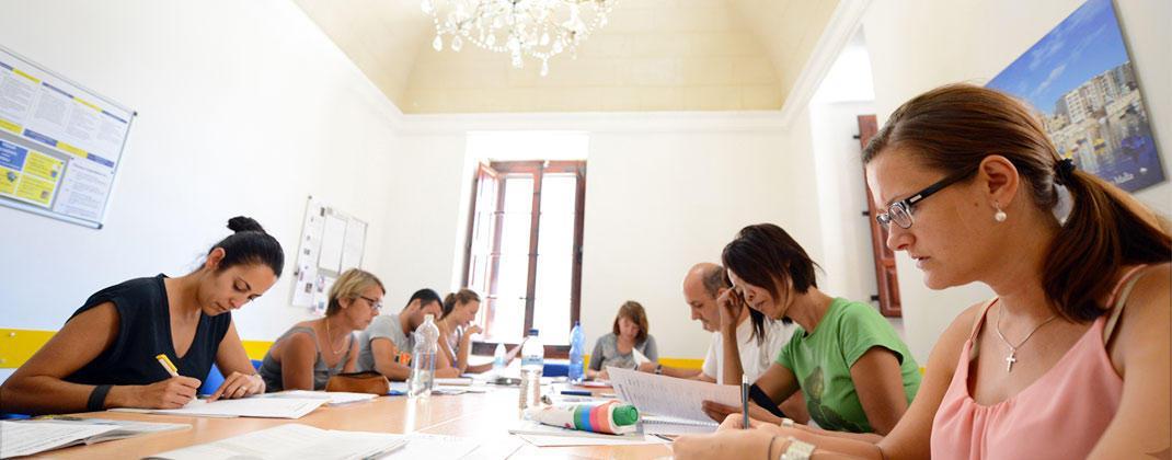 Scuola di inglese a Malta
