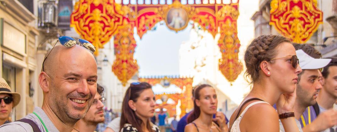 Festival a Valletta