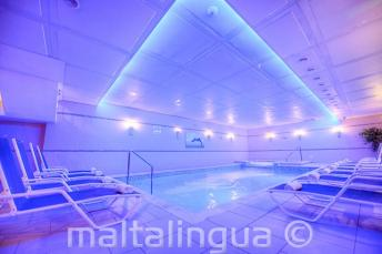 Spa con piscina - Alexandra Hotel, St Julians