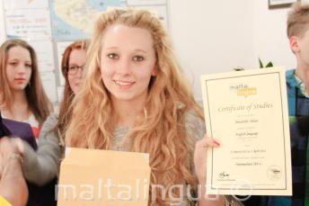 Il certificato di inglese di fine corso
