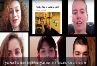Studia l'inglese online