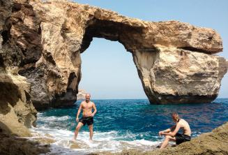 Gita all' Azure Window