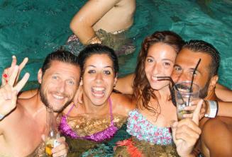 Pool party nella nostra scuola