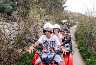 Studneti in quad a Gozo