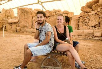 Visita guidata ai templi antichi di Malta
