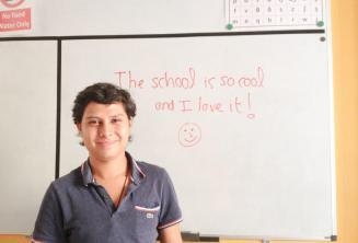 Gli studenti possono lasciare un feedback alla lavagna